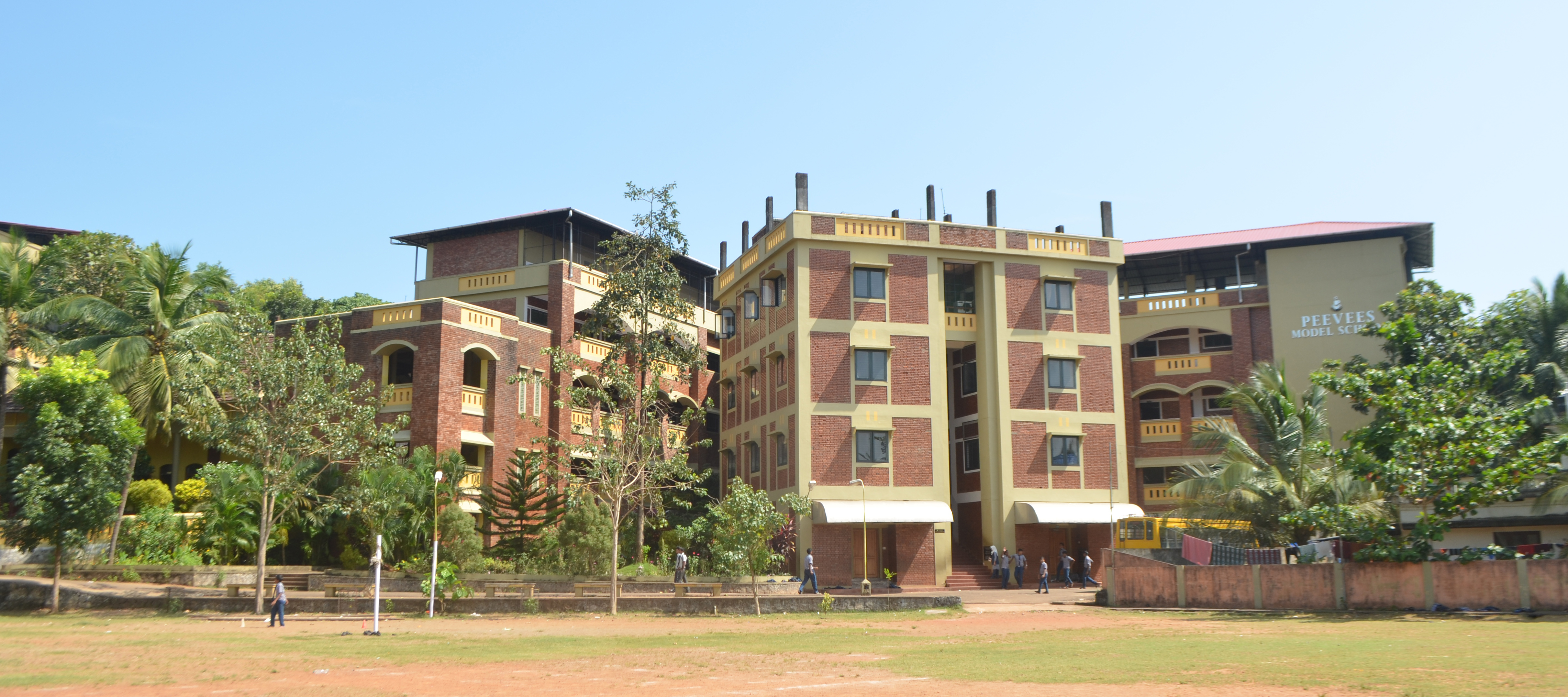 PEEVEES MODEL SCHOOL NILAMBUR