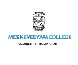M E S Keveeyam College Valanchery