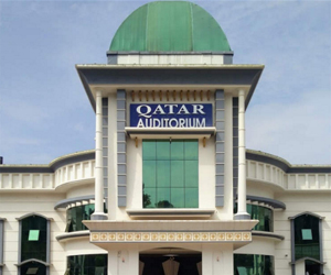 Qatar Auditorium Thirunavaya