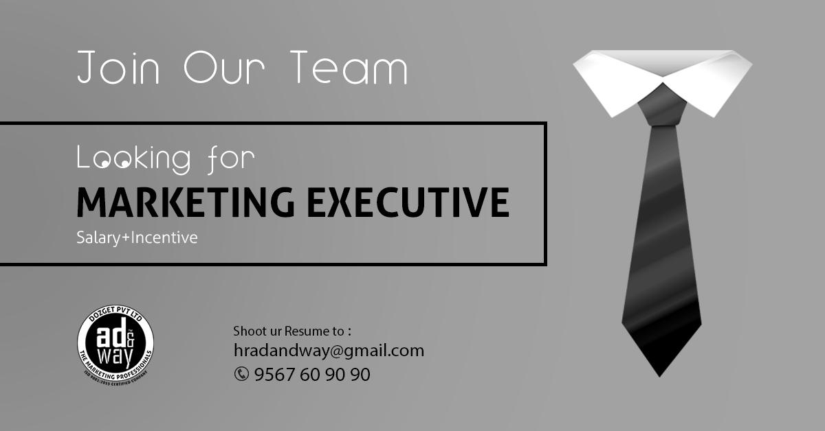 Marketing Executive Jobs in Malappuram