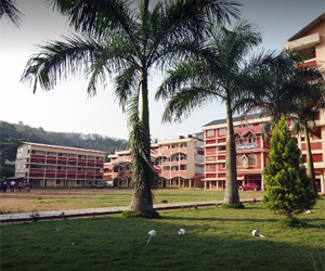 St.Marys College Puthanangadi