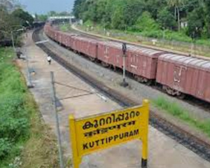 kuttippuram railway station contact number