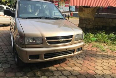 Used Tavera 2005 model for sale Karuvarakundu Malappuram