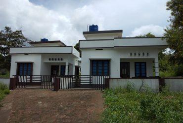 2BHK House in 4 cent Plot For Sale in Porunnummal,Malappuram