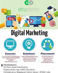 Digital marketing course in Cochin