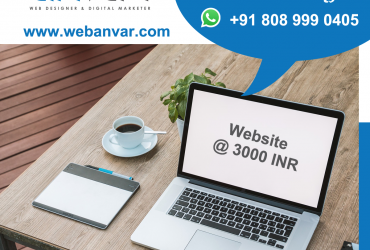 Anvar Freelance Web Designer Kerala and SEO Expert Calicut